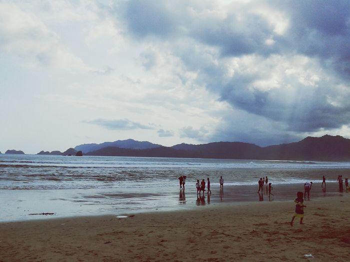 INDONESIA Beach Beautiful Holiday