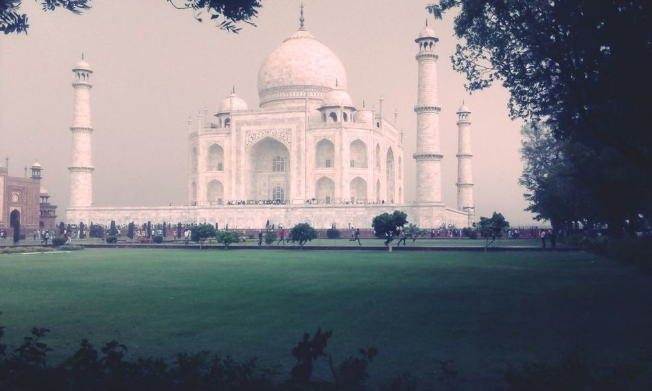 EyeEm Best Shots Eyeemindia Tajmahal India Architecture Built Structure Famous Place Tourism