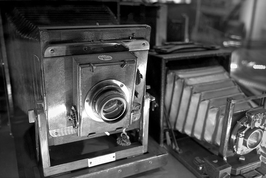 Antique Rolleflex Antique Camera Camera - Photographic Equipment Camera Collection Film Camera Old Old Camera Photography Themes Still Life Technology