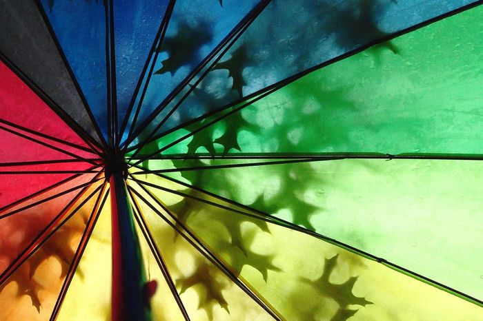 Red Outdoors Full Frame Sky No People Backgrounds Day Close-up Nature Colourful Rainbow Umbrella Colorful Rainbow Umbrella Water RainDrop Shelter Multi Colored Protection Wet Weather Rain HTCOneM9