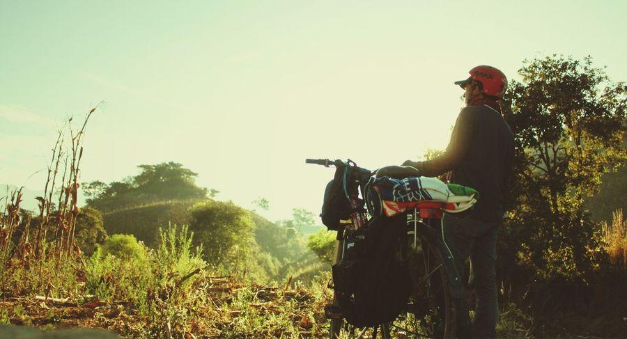 Chiapas Bike Forest selva Selva Negra