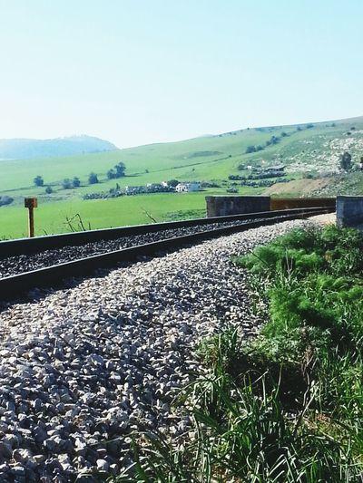 Eyeemtunisia EyeemBeja Railways Nature