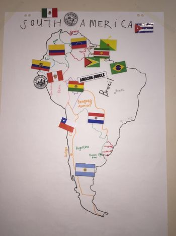 Brazil South America Soon Traveling Around The World Journey Changing