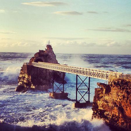 Beach Rocherdelavierge France