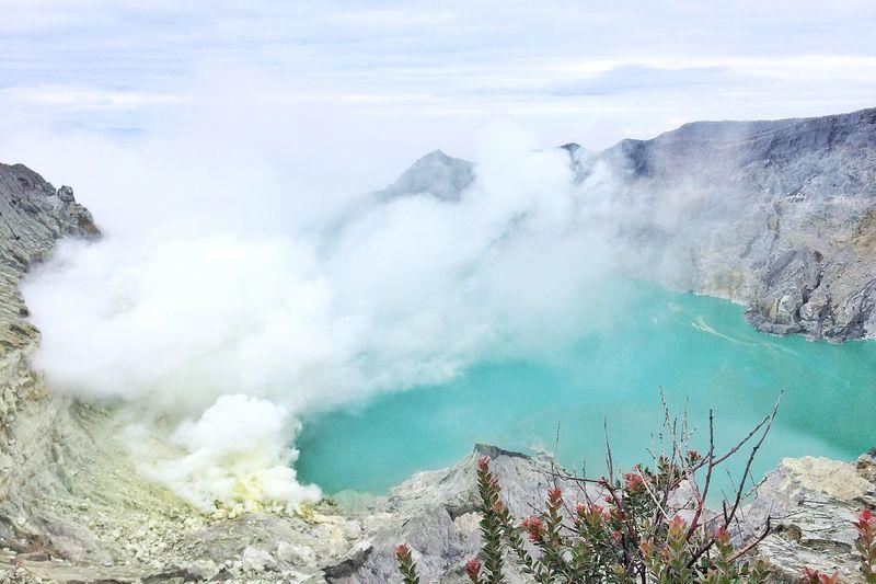 Ijen Crater,