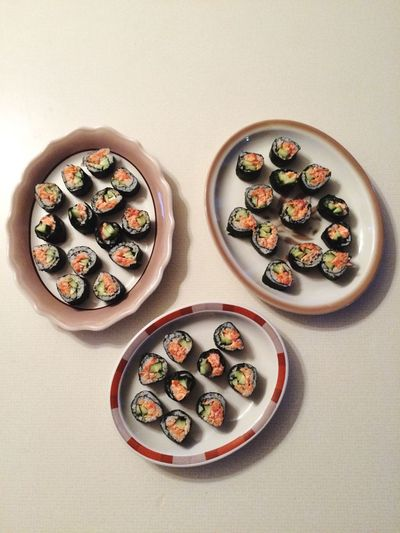 Food Sushi Home Cooking Food Stories
