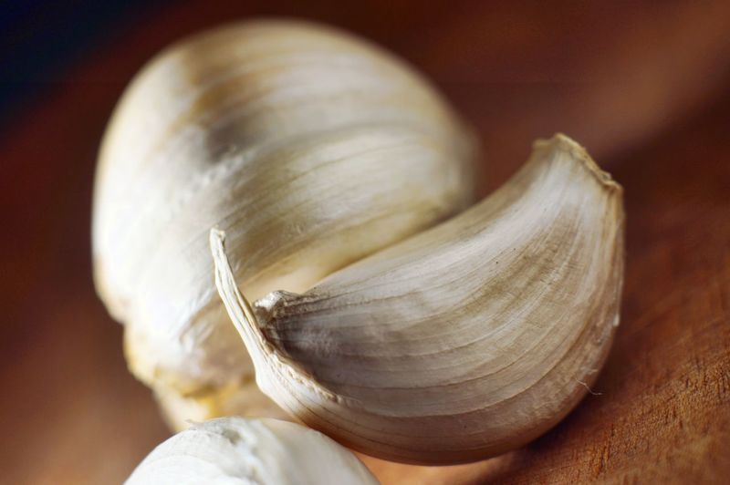 Garlic cloves Herb Close-up Food And Drink Garlic Bulb Garlic Clove Ingredient Clove Garlic Raw Plant Bulb
