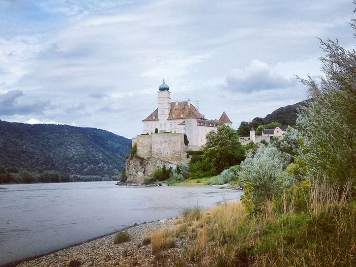 Wachau, Austria Architecture Building Exterior No People History Sky Cloud - Sky Travel Destinations Built Structure Outdoors Day Tranquility Nature Place Of Worship Lighthouse Mountain Tree Water Nature Aerial View Rural Scene Scenics Travel Austria Vacations Österreich