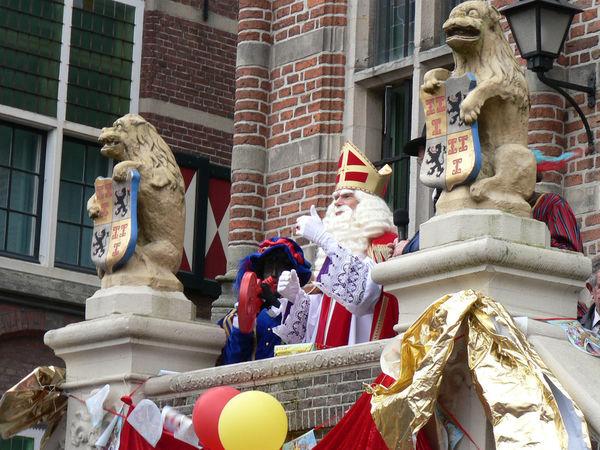 Culture Holland Intochtsinterklaas Sculpture Sinterklaas Spirituality Statue The Netherlands Tradition