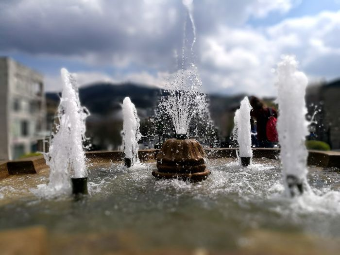 fountain Igers