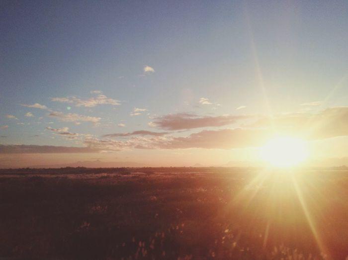 Sunset Lovingtheview
