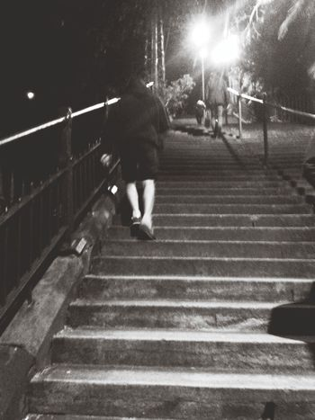 Stairs Of Death! This Why They Mad ?