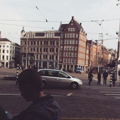 Amsterdam? Yes please 🙏✈ TFioS Gus Hazel Igers Sooner...