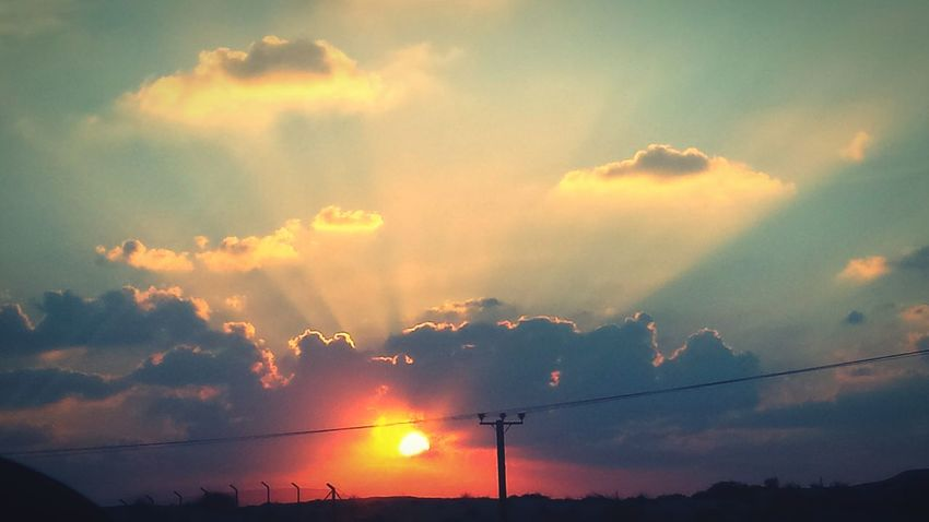 Roadtrip Onthewaytosharjah Withfamily Capturing The Sun Enjoying Life Peaceful View <3 Landscapes With WhiteWall