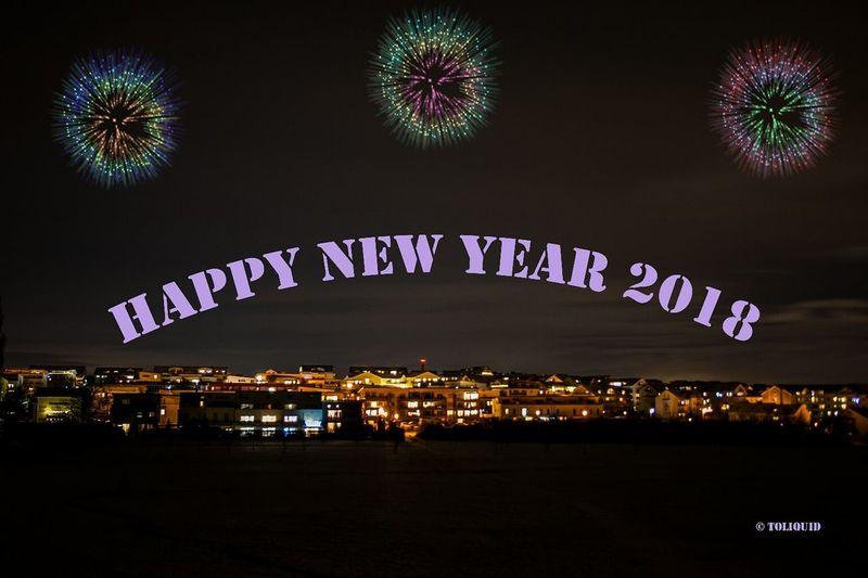 I wish everyone a cool new year!