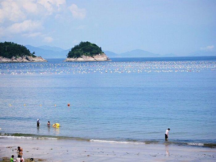 Yeosu Sea Sea