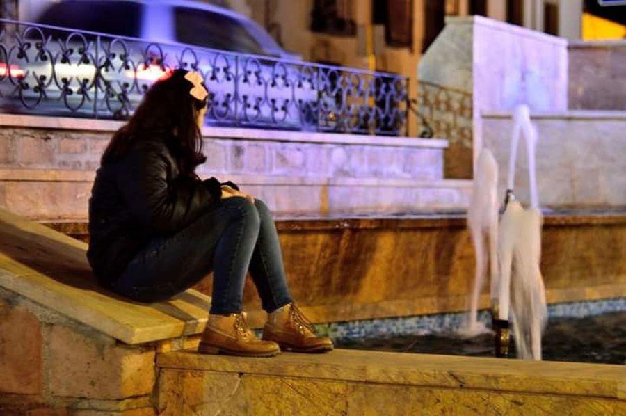 Retratos Urbanos Retrato Portrait Niños Relaxing Eyeemphotography Nikon D3200 Nikonphotographer Nikonistas Fuentes Andalucía España Jaen Province Pueblos De España Bellos Momentos