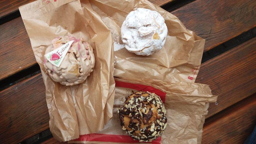 Germany🇩🇪 Heidelberg Schneeball Food Sweet Taste Good Visual Feast
