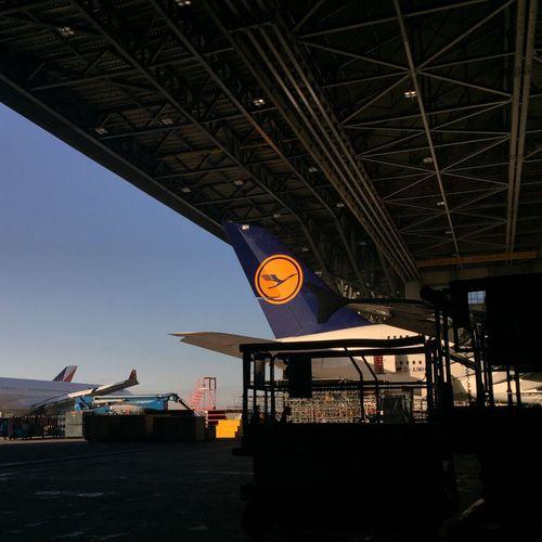 Berlin Love Transportation Sky Day Airplane EyeEmNewHere Airbus Airbus A380 The Week On EyeEm