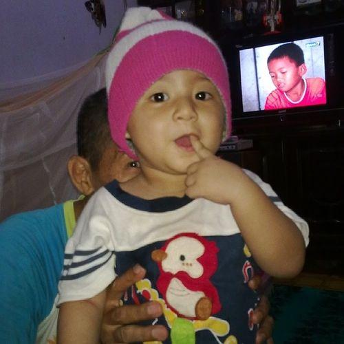 Kangen banget sama ini anak :* Cute Sweety  Baby Palembang aceh follome follback follow instapic instagram