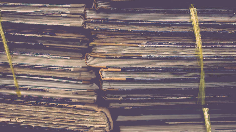 Old documents Abundance Arrangement Backgrounds Close-up Day Full Frame Heap In A Row Indoors  Large Group Of Objects No People Old Documents Pile Stack