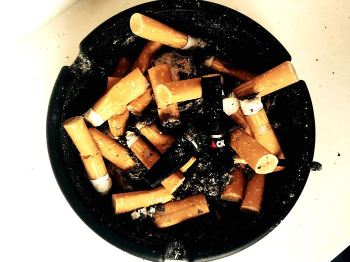Cigarettes Smoking Issues Cigarette Butt Danger Bad Habit Indoors  Social Issues No People Close-up Smoke Time Smoke Cigarette Smoking Cigarettes Kill Cigarettes Not Mine Give Up Smoking
