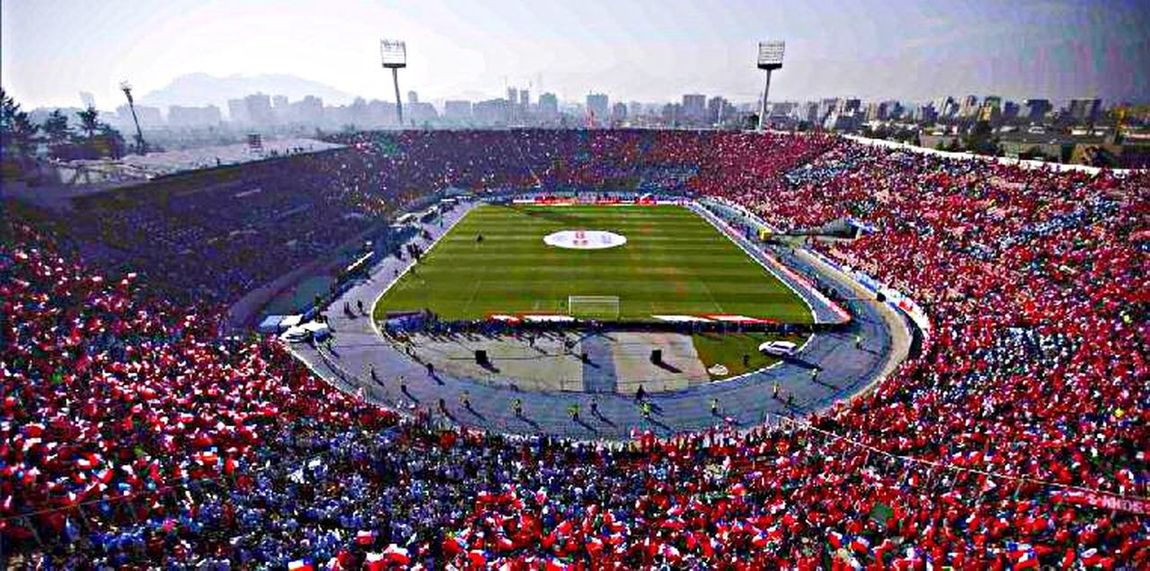 Vamos chile mierda!!! CopaAmérica2015 Chile Football Time  VamosChile Vamoschilectm Hello World