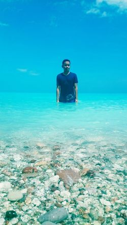 So Blue Kolbanobeach Nttindonesia BeautifulIndonesia