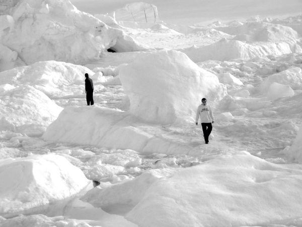 Blackandwhite Photography Monochrome Check This Out Black And White Blackandwhite EyeEm Best Shots - Black + White Nature Icebergs Iceberg Climbing Iceberg