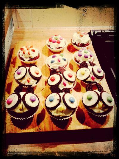 oreo Cupcakes First Eyeem Photo Cupcake Cupkakes Oreo Cupcakes