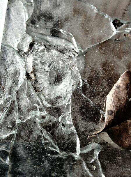 Croops Glen Abandoned Places Broken Mirror Dead Leaf