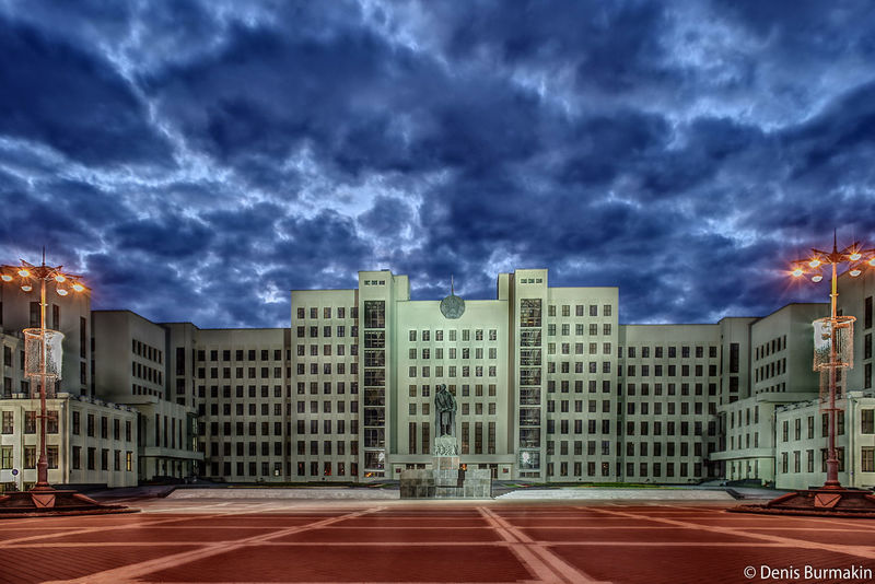 Architecture Minsk Minsk,Belarus PENTAX K-1 DenisBurmakin Full Frame HDR Hdr_Collection Hdrphotography Architecture Arhitecture Photography City Cityscape Skyscraper Modern Urban Skyline Downtown District Sky Building Exterior Built Structure EyeEmNewHere