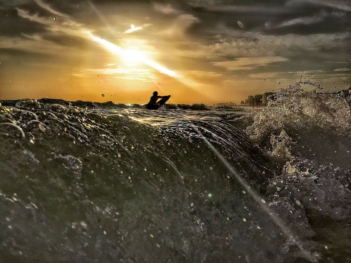 Catching a wave Surfingphotography PCB, Florida Beach Life