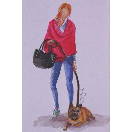 Watercolor Watercolor Fun Painting Art Art Sketch MyWork MySelf
