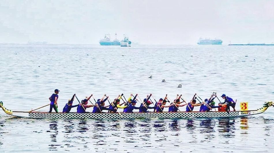 Water Sports Photography Dragonboat Teamwork