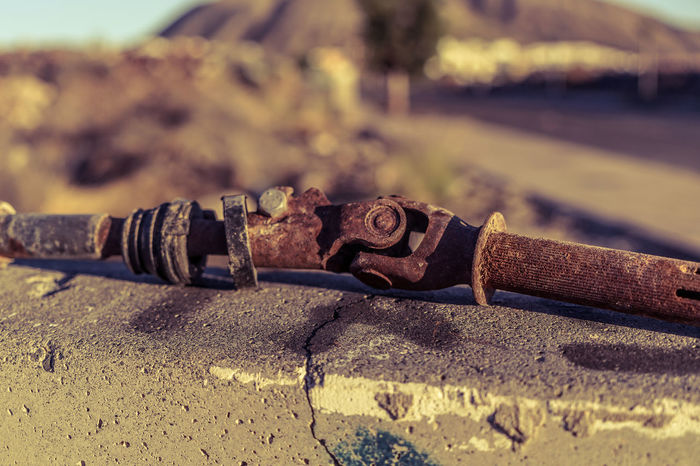 Time for a joint... Mechanical Mechanical Things Weathered Focus On Foreground Joint Mechanical Joint Metal Old Outdoors Rusty Scrap Metal Sunlight