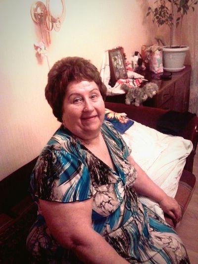 Моя любимая бабушка с: