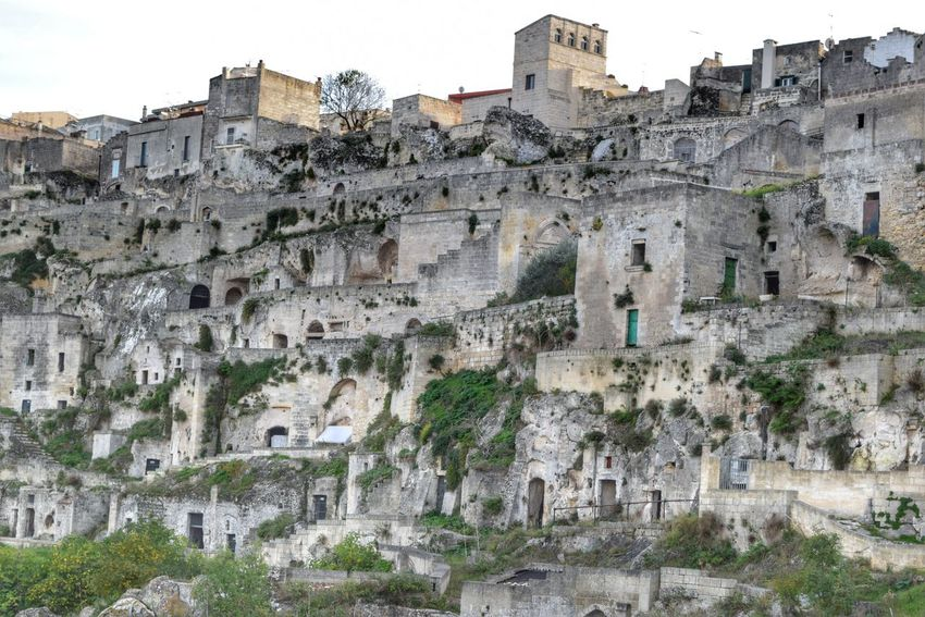 Matera Italia Basilicata, Italy  UNESCO World Heritage Site Italy Matera - Capitale Della Cultura Matera - Italia Matera Italy Ancient Civilization Matera2019 Ancient History Ancient Ancient Architecture Old Town Architecture Built Structure Sassimatera City Travel History Street Building Exterior Town Outdoors Caves