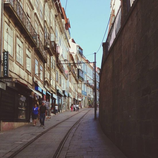 Tram route, walking the Porto streets, traveling Europe, Street Street Photography Traveling Travel