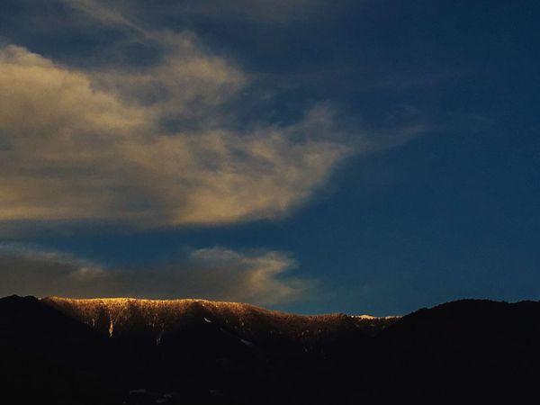 Sky And Clouds Snow ❄ Mountains Sun EyeEm Best Shots EyeEmBestPics