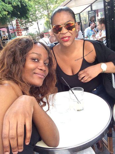 Lepaname Paris Lunch Blackgirks