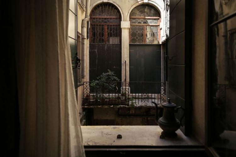 Vintage View -