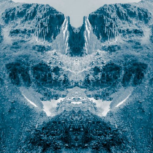 Full frame shot of sea waves