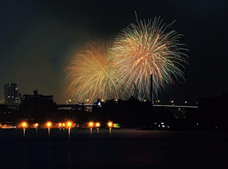 Fireworks Firework Summernights2016 Beautiful August My Town Fukuoka-shi Fukuoka,Japan Japanese Culture