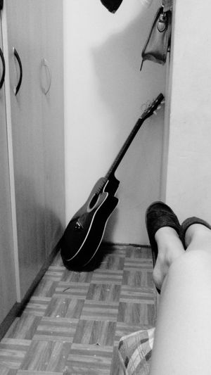 That lonely little thing. MyOldHobby Playing Guitar Music Guitar