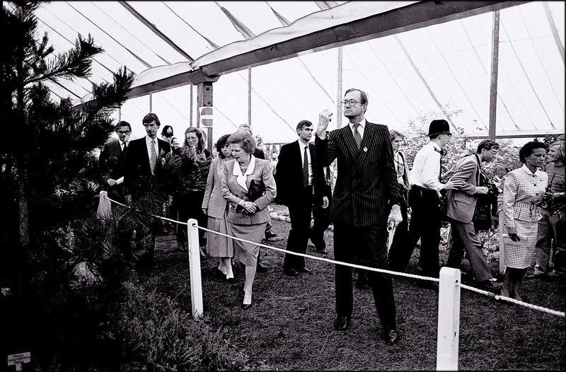Margaret Thatcher Chelsea Flowe Show Press Monochrome Prime Minister EyeEm Best Shots Decisive Moment