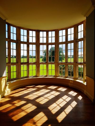 Kirby Hall Northamptonshire Window Sunlight Shadow Window Light Architecture Interior Photography Window View