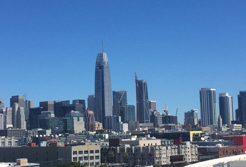 Skyline San Francisco 🌃
