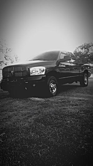 Cumminsdeisel Diesel Truck DIESELpower Black And White Redwhiteblue Dodge Ram  IPhoneography 6inarow