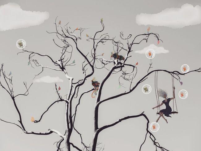Bamboo Draw Draws Ilustration Ilustrator Oniric Paper53 Tales Wacom